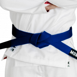 Mokahardware BJJ Belt Blue