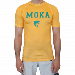 Moka Rash Guard Brazil