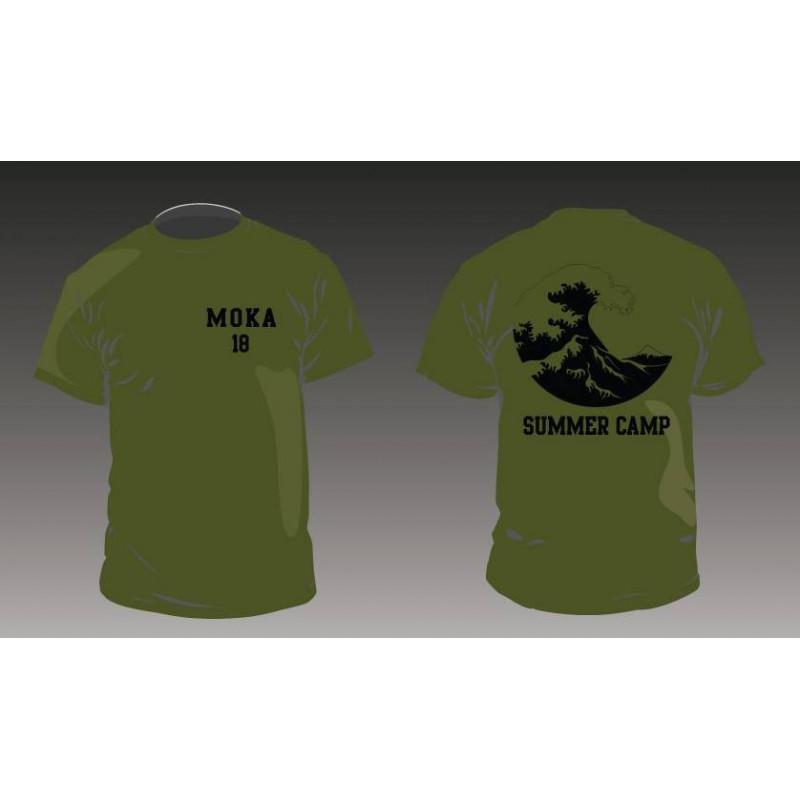 Summer camp 2018 t-shirt