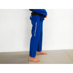 Moka BJJ Pants Blue without...