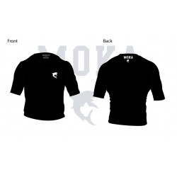 Moka Rash Guard Black Short...