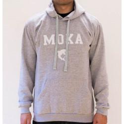 MOKA Hoodie Gray
