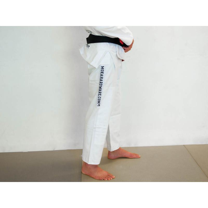 Moka BJJ Pants White