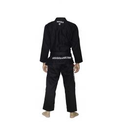 MokaHardware Black Simple BJJ Gi