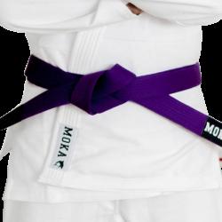 Mokahardware BJJ Belt Purple