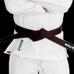 Mokahardware BJJ Belt Brown