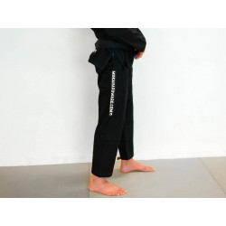 Moka BJJ Pants Black