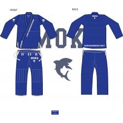 MOKA Kids Gi Blue