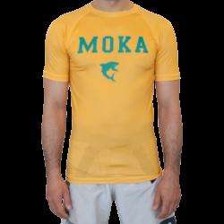 Moka Rash Guard Brazil