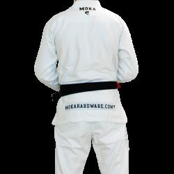 BJJ Gi - Moka Original - White