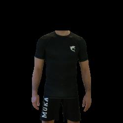 Moka Rash Guard Black Short...